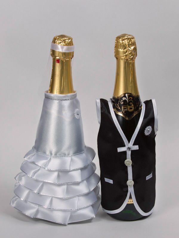 Жених на шампанское своими руками 935